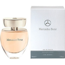Perfume Mercedes Benz For Women Feminino Eau De Parfum 90ml