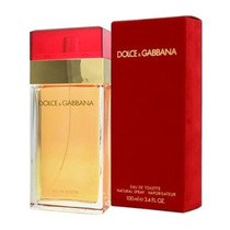 Perfume Dolce & Gabbana Tradicional Vermelho 100ml