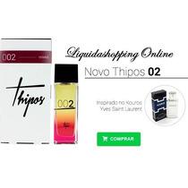 Thipos 2 Fragrância Masculina Oriental. Inspiração Kouros