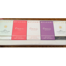 Kit Miniaturas Bvlgari The Travel Collection - Feminino