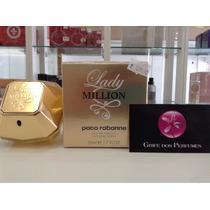 Perfume Lady Million Edp 80ml Paco Rabanne