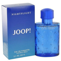Perfume Joop Nightflight For Man Edt 75ml - Frete Gratis