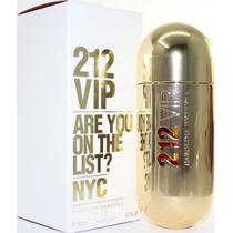 Perfume 212 Vip Feminino 80ml Lacrado - Original.