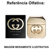Perfume Inspirado No Guci Guiltiy Feminino 65ml Contratipo