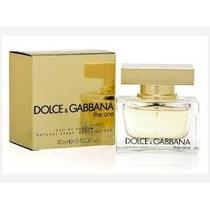Perfume Dolce Gabbana The One Edp 75ml Frete Grátis