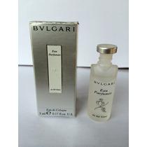 Miniatura Perfume Bvlgari Eu The Blanc Eau De Cologne 5 Ml