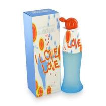 Perfume Moschino I Love Love Edt 100ml Fem. Frete Grátis