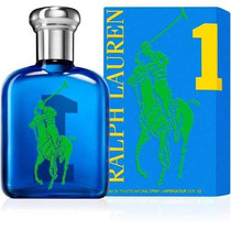 Big Pony Blue 1 Polo Edt 125ml Perfume Masculino