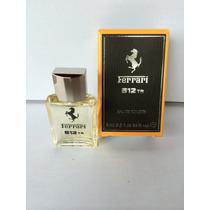 Miniatura Perfume Ferrari 512 Tr Eau De Toilette 6 Ml