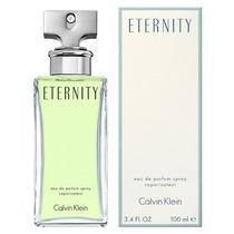 Perfume Eternity Calvin Klein 100ml Edp Original Lacrado