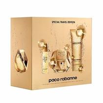 Kit Perfume Lady Million Edp 80ml +hidratante 100ml + 15 Ml