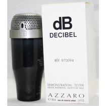 Tester Azzaro Decibel 100ml Procedencia Original