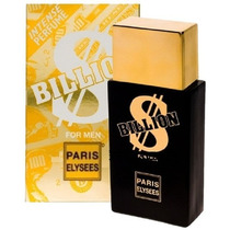 Perfume Importado Feminino Paris Elysees Billion 100ml