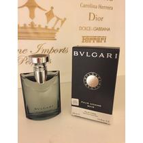 Perfume Bvlgari Pour Homme Soir 100 Ml - Original E Lacrado!