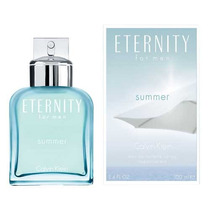 Perfume Eternity Summer Calvin Klein Masculino Edt 100ml