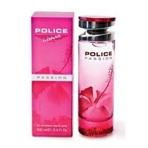 Perfume Police Woman Passion Edt Feminino - 100ml
