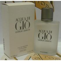 Perfume Masculino Acqua Di Gio 100ml Original Frete Grátis