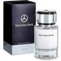 Perfume Mercedes-benz Masculino 120ml - Original