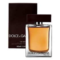 Perfume Masculino D & G The One For Men 100ml Importado Usa