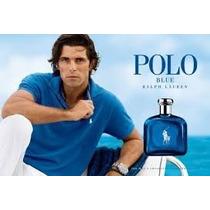 Perfume Polo Blue Edt 125ml Frete Grátis 100% Original
