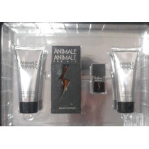 Kit Animale Animale Masculino For Men 100ml Original