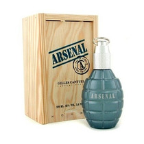 Perfume Arsenal Blue Masculino 100ml Eau De Parfum