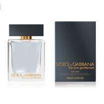 Perfume Dolce & Gabanna The One Gentleman 100ml Importado