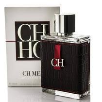 Perfume Ch Men Edt 100ml - 100% Original + Frete Free