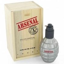 Perfume Arsenal Masculino 100ml Eau De Parfum