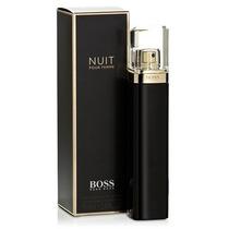 Perfume Boss Nuit Pour Femme 75ml Edp