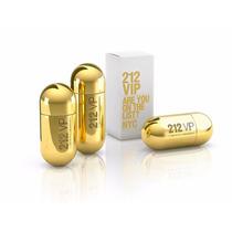 Kit Perfumes 1 212 Vip Ch 80ml + 1 Euphoria Ck 100ml Fem