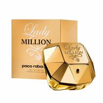 Perfume Paco Rabanne Lady Million Edp Feminino 80ml