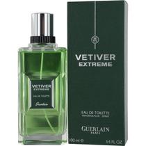 Perfume Guerlain Vetiver Extreme 100ml Original Lacrado