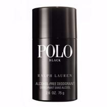 Desodorante Ralph L.stick Polo Black Masculino 75ml