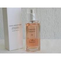 Tester Perfume Miss Gabriela 60ml Original Garantia Proceden