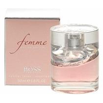 Perfume Femme Hugo Boss For Women Edp 75ml - Original - Novo