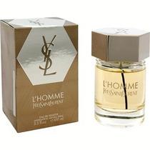 L`homme Ysl Edt 100ml Perfume Masculino Frete Grátis