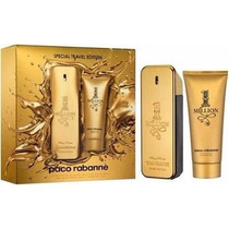 Kit Perfume One Million 100ml + Gel Banho 100 Ml Original