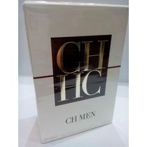 Perfume Ch Men Carolina Herrera 100 Ml Masculino Original