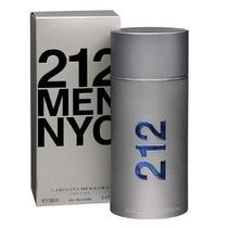212 Men C.herrera Nyc 100 Ml Original