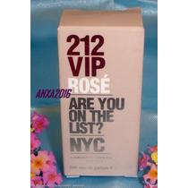 Miniatura Perfume Frete Gratis 212 Vip Rose Ch