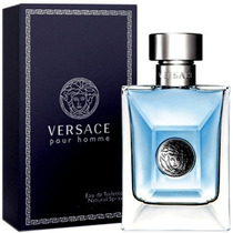 Versace Pour Homme Edt Masculino - 100 Ml