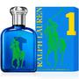Perfume Masculino Polo Big Pony Blue 125ml #1 Edt Tester