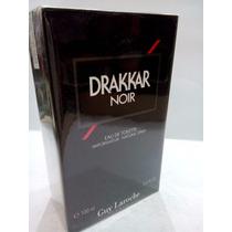 Perfume Drakkar Noir 100 Ml Guy Laroche Masculino Original