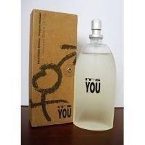Perfume Colônia You Fragrância Unissex 50 Ml. Leve 2 Por