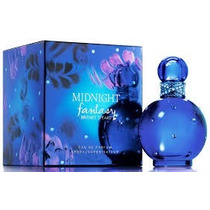 Perfume Britney Spears Midnight Edp Fem De 100ml - Original!