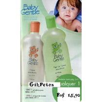 Água De Colônia Baby Gentle Para Bebês Avon Fora De Linha