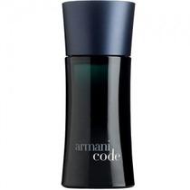 Perfume Armani Code Masculino Eau De Toilette 125ml