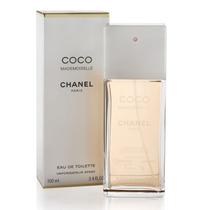 Perfume Feminino Coco Mademoiselle Edt 100ml Importado Usa