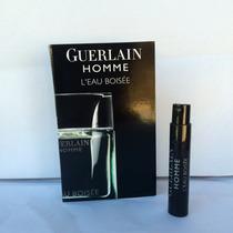 Amostra Perfume Guerlain Homme L